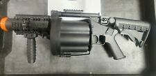ICS GLM Airsoft Multiple Grenade Launcher ICS-190 with 14 Shower Grenades (GAS)