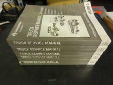 International Truck Service Manual  CTS-4245G Volume I thru 5