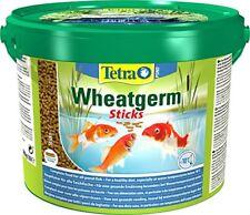 Articles de nourriture noirs pour aquarium, bassin et mare