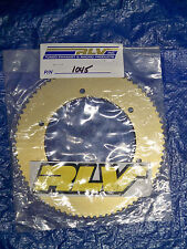 RLV #219 Gold one piece axle sprocket P/N 1045 77 tooth