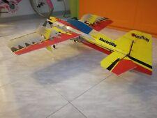 Aeromodello 3D rc Turmoil della GreatPlanes