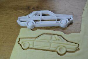 Ähnlich Kadett C Aero Ausstecher Cutter Form Ausstechform Knete Salzteig Opel