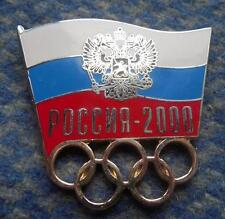 NOC RUSSIA RUSSLAND OLYMPIC SYDNEY 2000 PIN BADGE