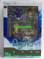 Figurines et statues jouets en emballage d'origine scellé jeu vidéo avec zelda