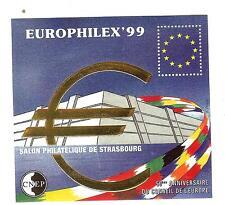 BLOC CNEP N° 29 SALON  PRINTEMPS STRASBOURG 1999