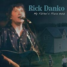 Rick Danko ‎- My Father's Place 1977 (2016)  CD  NEW/SEALED  SPEEDYPOST