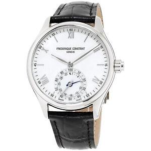 Frederique Constant Men's Quartz 42mm Horological Smart Watch FC-285S5B6