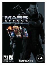 Mass Effect Trilogy (The Complete Mass Effect Saga) PC Games