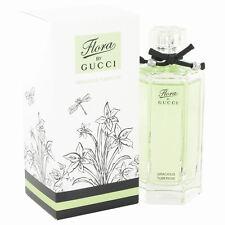 Flora Gracious Tuberose by Gucci Eau De Toilette Spray 3.3 oz Women NIB