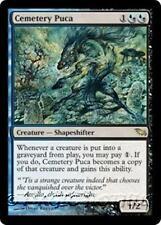 CEMETERY PUCA Shadowmoor MTG Blue/Black Creature — Shapeshifter RARE