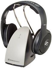 Sennheiser RS120 On-Ear Wireless RF Headphones with Charging Dock BRAND NEW ITEM