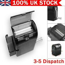 More details for herb grinder tobacco cutter hand muller shredder with tobacco storage case uk