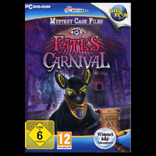 Mystery Case Files - Fates Carnival PC New+Boxed