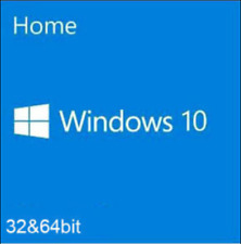 WINDOWS 10 HOME 32/64 BIT LICENSE KEY--SP1