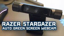 Razer Stargazer Depth-Sensing HD Webcam 30 FPS at 1080P & 60 FPS at 720P
