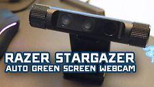 Razer Stargazer Depth-Sensing HD Webcam 30 FPS at 1080P & 60 FPS at 720P