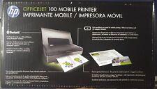 Brand New HP Officejet 100 Mobile Inkjet Printer