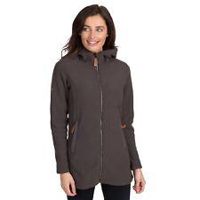 Trespass Citizen Womens Fleece Camping Hiking Full Zip Jacket For Ladies