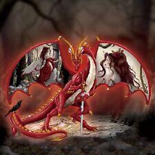 Guardian of Always Dragon Figurine Nene Thomas Collectible - Bradford Exchange