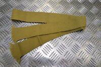 Genuine British Army Issued No2 Dress Uniform Wool Neck Tie Sand MOD