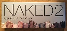 New URBAN DECAY NAKED 2 Palette Eye Shadow 100%Authentic Priority Shipping