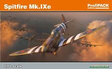 EDUARD 1/72 Supermarine Spitfire mk. IXE #k70123