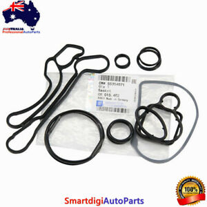 Oil Cooler Repair Seal Kit For Holden Cruze JG JH F18D 1.8L Astra Barina For GM