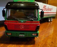 Camion Articulado Mercedes Benz SK 1:43 Altaya