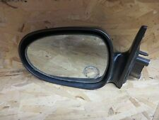 NISSAN SENTRA 95-99 1995-1999 MIRROR DRIVER LH LEFT manual mirror OEM BLACK