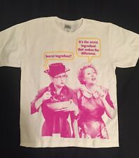 I Love Lucy Vintage 1998 T-Shirt MGM Grand Las Vegas Licensed LUCILLE BALL Rare