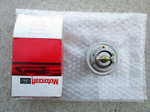 FORD MERCURY F58Z-8575-A MOTORCRAFT RT-1108 ENGINE COOLANT THERMOSTAT OEM NEW
