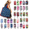 New Foldable Handy Shopping Bags Reusable Tote Pouch Recycle Storage Handbags HG