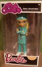 "Rock Candy 1973 Barbie Surgeon Funko 5"" Vinyl Collectible Figure NEW"