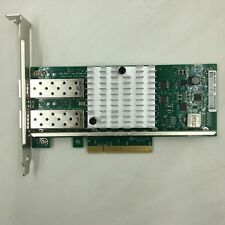 Intel/Dell X520-DA2 10Gb 10Gbe 10 Gigabit Network Adapter NIC Dual E10G42BTDA