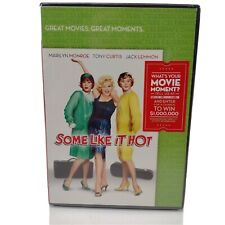 Some Like It Hot 50th Anniversary Edition Dvd - New / Sealed - Same Day Shipping