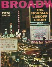 Broadway The Norman Luboff Choir Cl 1110