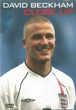 David Beckham CLOSE UP, This Is Your Capitán Speaking, DVD