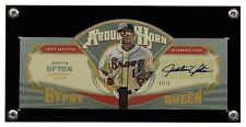 Gypsy Around the Horn Booklet Card Display Card Case, Holds Cards 180pt or less
