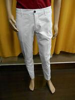 Antony Morato Trousers Jeans Super Skinny Mmtr00272 1000 White Price