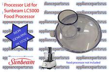 Sunbeam Food Processor Lids
