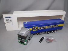 DV8210 ELIGOR 1/43 DAF XF105 SPACE CAB SEMI TAUTLINER GUY CASSET 113929