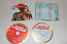 2 CD Sampler Touch my Soul Vol. 11 38.Tracks 1998 Nana C-Block K-Ci & JoJo ..168