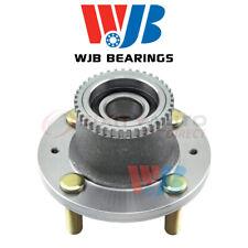 WJB Wheel Bearing & Hub Assembly for 2004-2011 Chevrolet Aveo 1.6L L4 - Axle lz