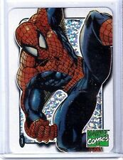 SPIDER-MAN - 1995 CEL Vending Sticker - PRISM Sparkle Variant no. 1 0f 10 - RARE