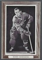1964-67 Beehive Group III Montreal Canadiens Hockey Photos #115 Bobby Rousseau
