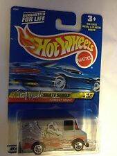 #044 Combat Medic 2000 Tony Hawk Skate Series Hot Wheels Car