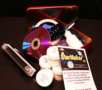 STAR CEILING, glow in the Dark, Cosmic, StarMaker, painting kit, childrens decor
