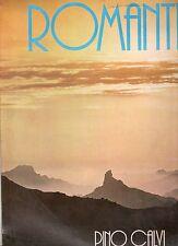PINO CALVI disco LP 33 giri MADE in ITALY Romantic n.15 Beatles 1982