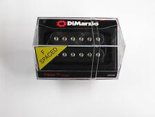 DiMarzio F-spaced Titan Bridge Humbucker Black W/Chrome Poles DP 259