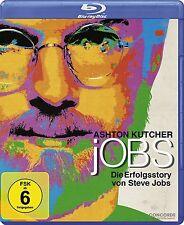 JOBS, Die Erfolgsstory von Steve Jobs (Ashton Kutcher) Blu-ray Disc NEU+OVP